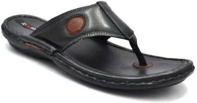 Zoot24 Men Black, Brown Sandals