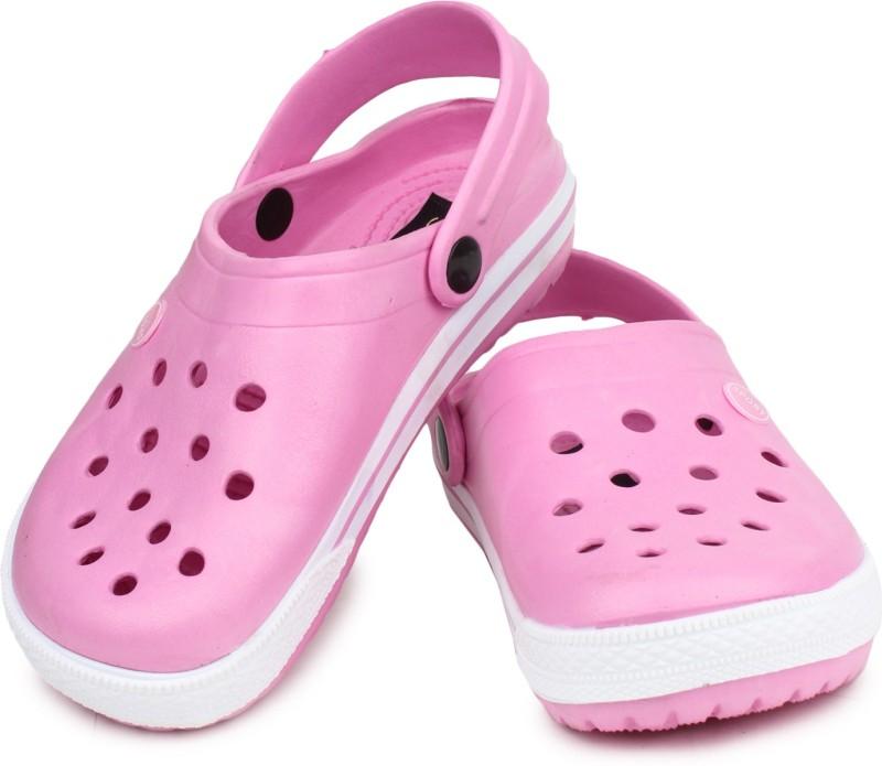 Shoetopia Boys Pink Sandals