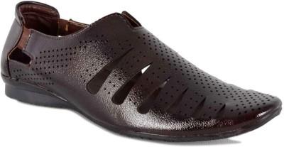 DLS Men Black Sandals