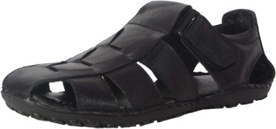Comfolite Men Black Sandals