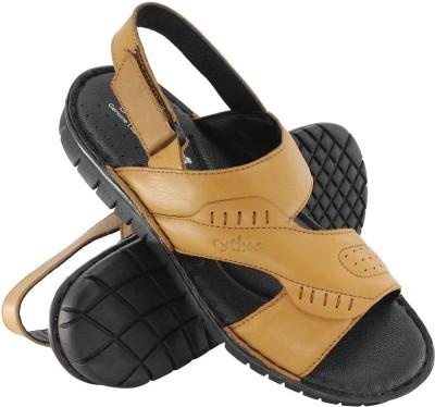 Cythos Men Tan Sandals