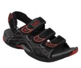 Shox Men black Sandals