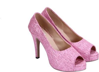 Soft & Sleek Girls Pink Sandals