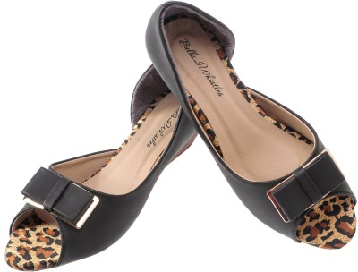 Balujas Bells and Whistles Women Wedges