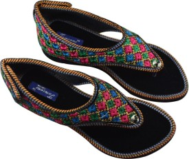 Tamanna Women Multicolor Wedges
