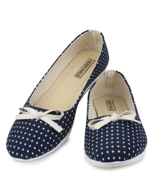 Moonwalk Women Blue Bellies