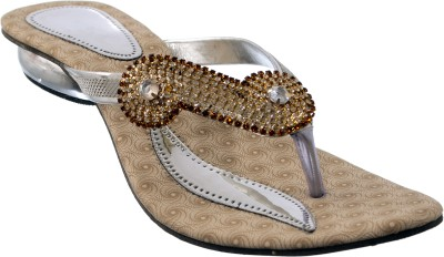 Cws Women Silver Heels