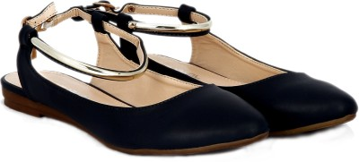 Touristor Julia Women Navy Flats