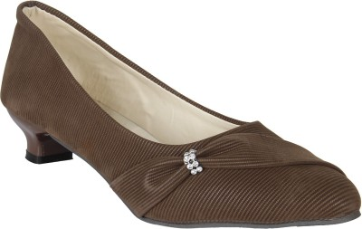 Niremo Women Brown Heels