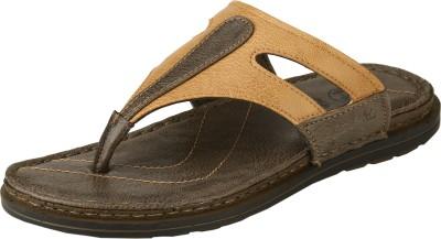 Ronaldo Fire Men Brown, Tan Sandals