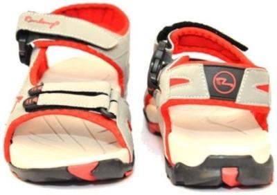 Ronbony Men, Women Red Sports Sandals