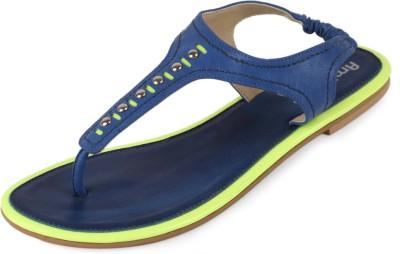 Amica Slexia Women Blue Flats