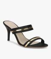 Addons Women Black Heels