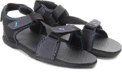 Puma Men black-periscope-cloisonne Sports Sandals at flipkart