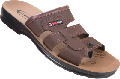Veekesy Men Brown Sandals