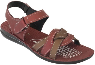 Recent Collection Girls Brown Sandals