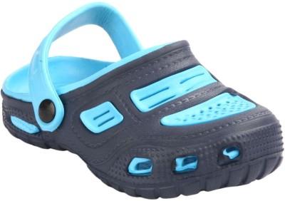 Time Expert Boys Navy Sandals