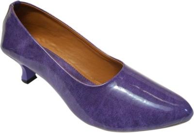 Soldado Women Purple Heels