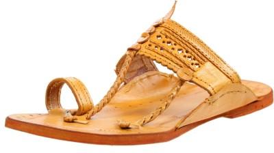 Flamboyance Men Natural Sandals