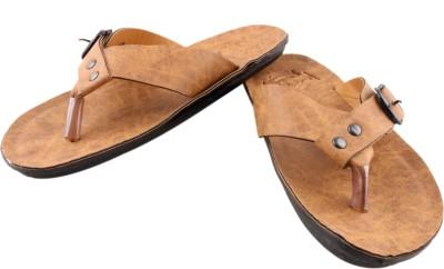 Gasser Men Brown Sandals