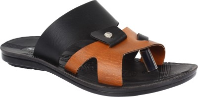 Oricum Footwear Men Black Sandals