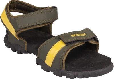 ETHICS Men Multicolor Sandals