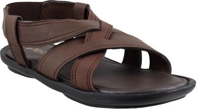 MSL Men Brown Sandals