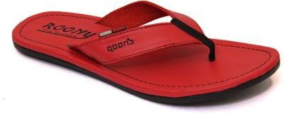 Roony Men Red Sandals