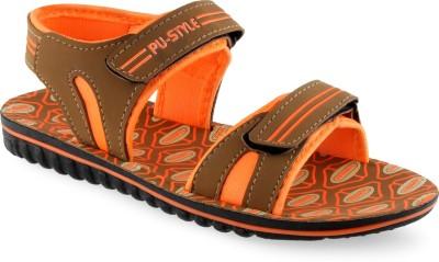 Bunnies Boys Orange Sandals