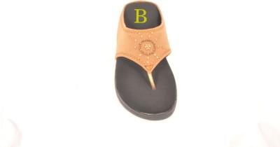 Bshoes Women Tan Flats