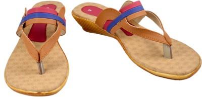 Walk N See Women Multicolor Flats