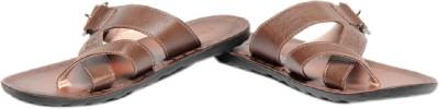 Pede Milan Lee Fog 1073-Tan Men Tan Sandals
