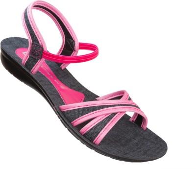 VKC Women Pink Flats