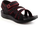 Axton Men Red Sandals
