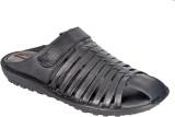 Hope Men Black Sandals