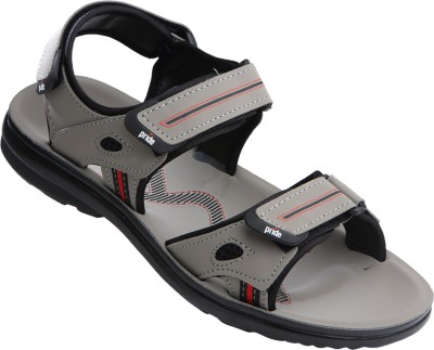 VKC Men Grey Sandals