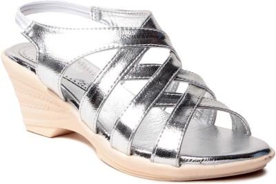 MSC Women Silver Wedges