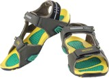 Zedrock Men Yellow Sandals