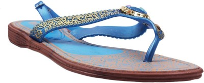 AALISHAN Women Blue Flats