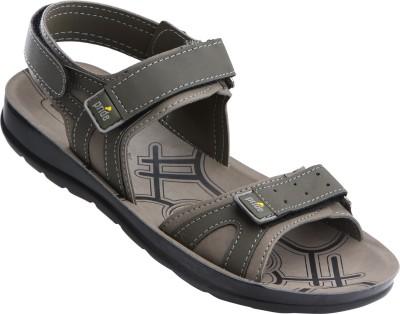 VKC Men Green Sandals