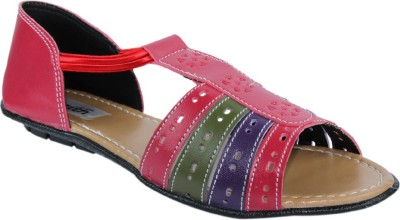 Faith Women Pink Flats
