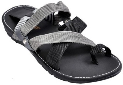 Guardian Shoes Men Black Sandals