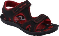 Optical Men Red Flats