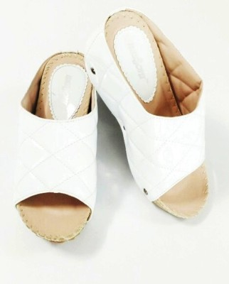 Missoni Girls White Sandals