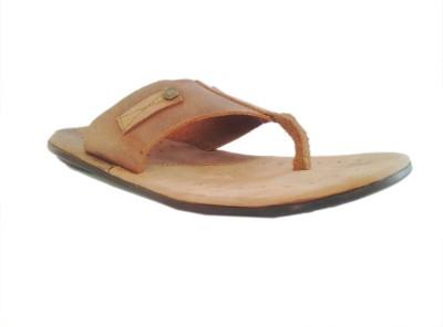 EGOSS Men Brown Sandals