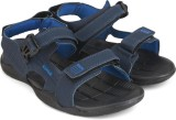 Reebok Men NAVY/BLK/BLUE Sports Sandals