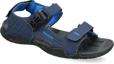 Reebok ADVENTURE Z SUPREME Men Black, Navy Sports Sandals