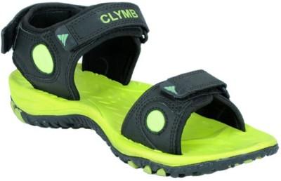 Jabra Men Green Sandals