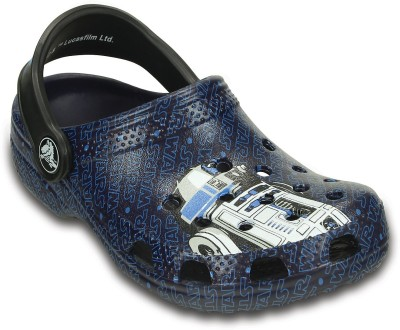 Crocs Baby Boys Navy Sandals