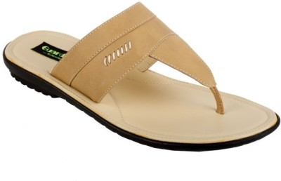 La Guardian Men Beige Sandals